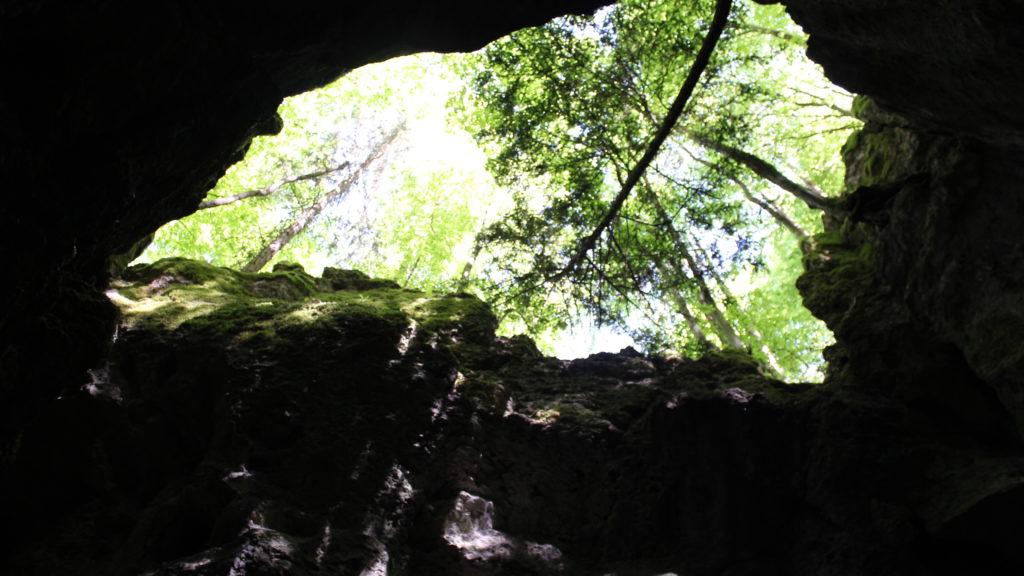 Esperhöhle - Versturzhöhle
