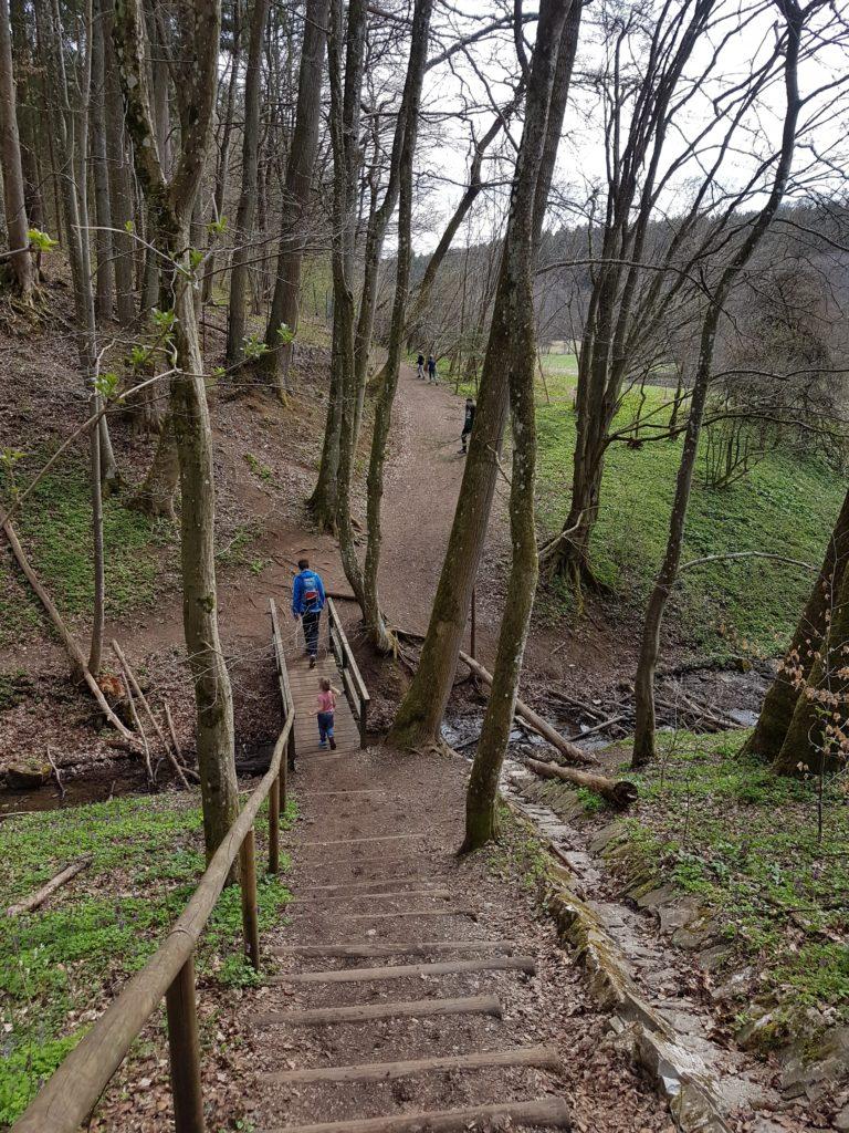 Altdorf Himmelsleiter Treppe
